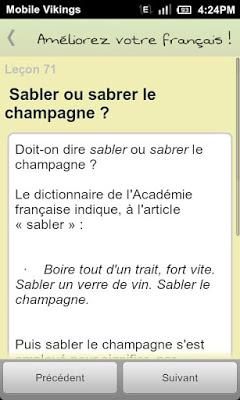 Améliorez votre français !