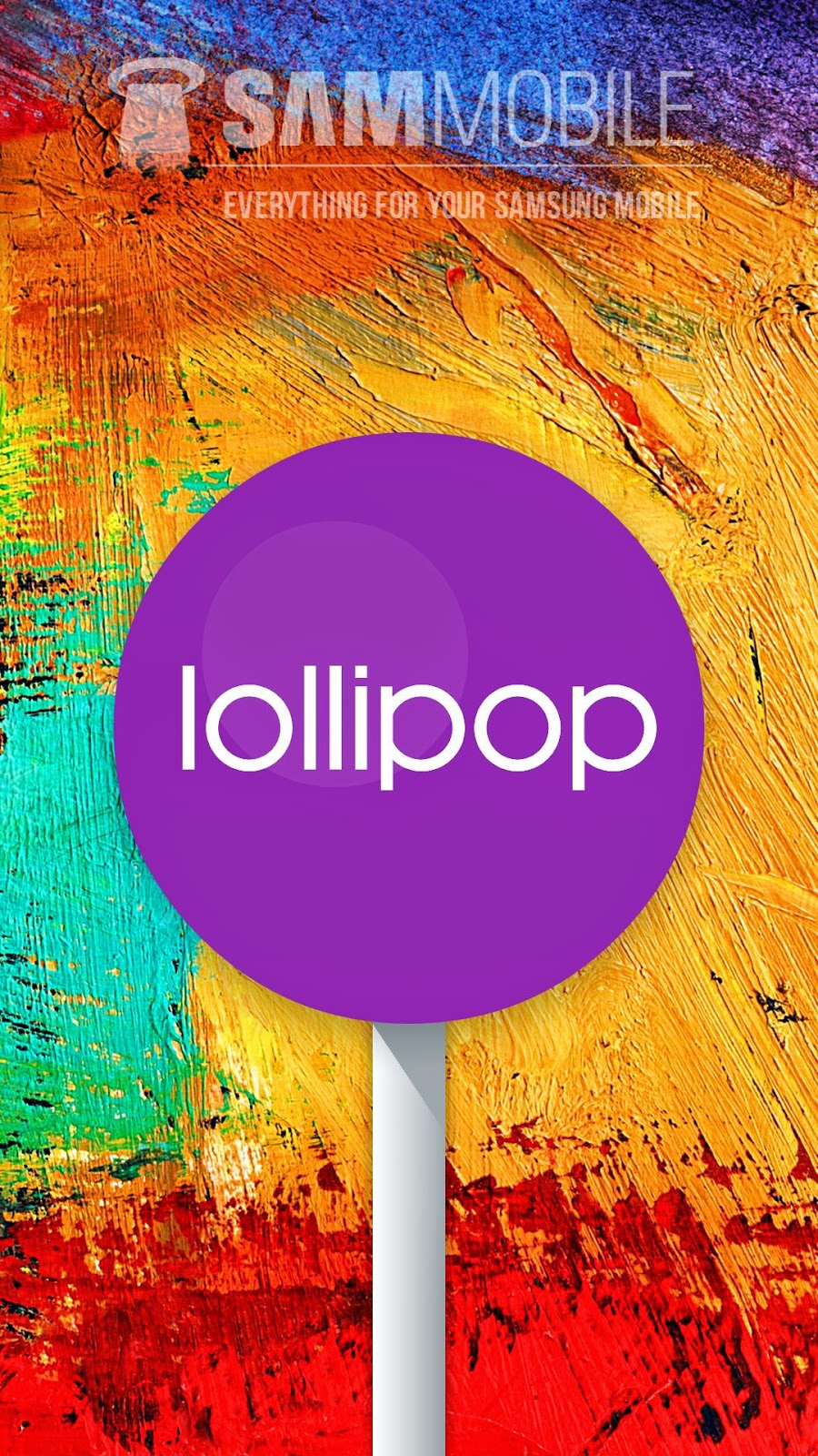Android lollipop sur Galaxy Note 3