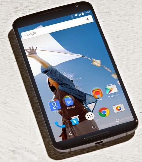 Nexus 6 vs Galaxy Note 4 vs iPhone 6