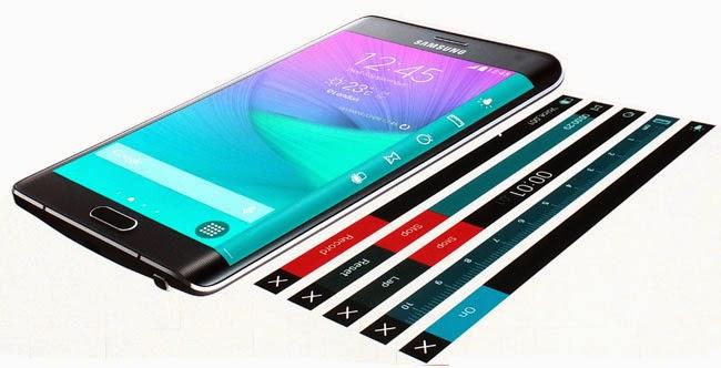 Smarthone Samsung Note 4