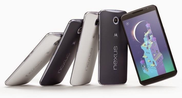 CES 2015 Nexus 6