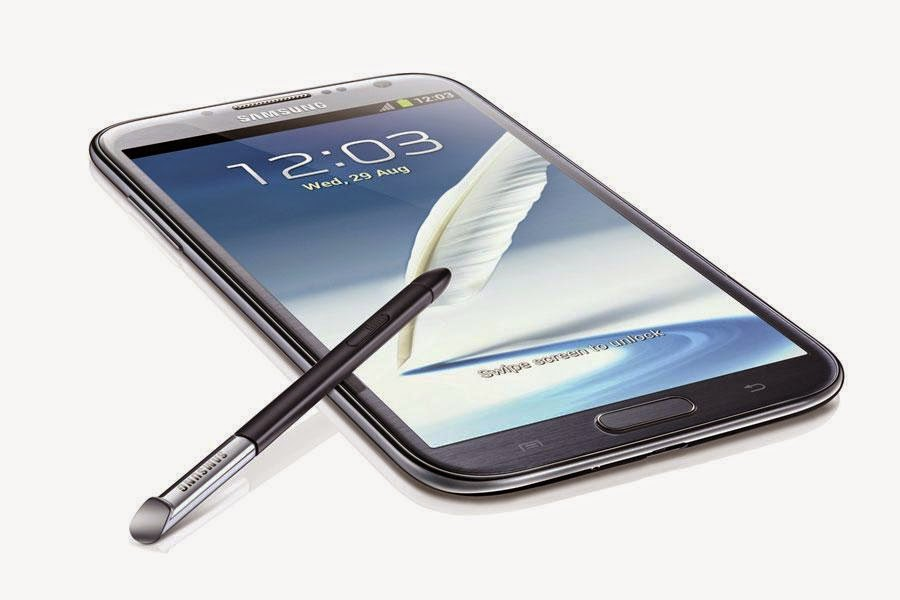 Firmware Galaxy Note 2