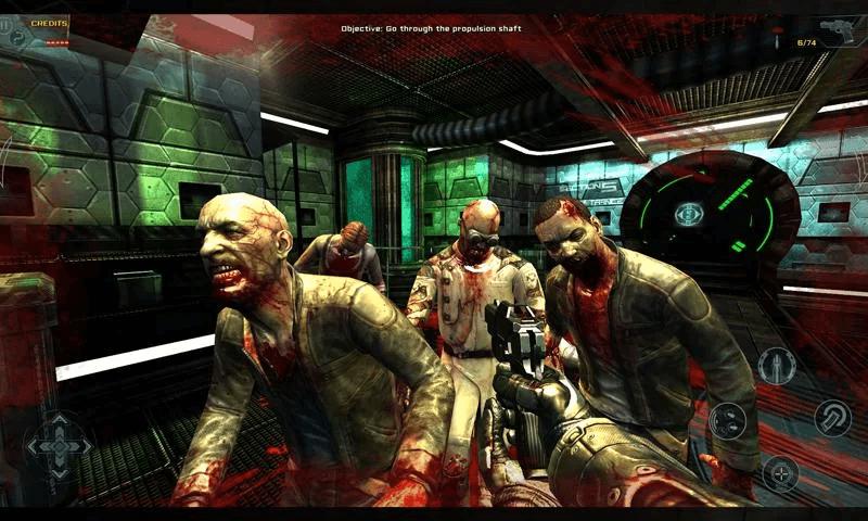 Dead Effect 2 vidéo