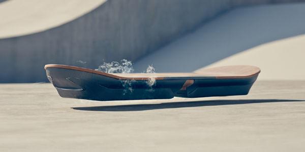 le lexus hoverboard
