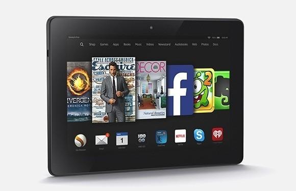 Amazon- Kindle fire hdx