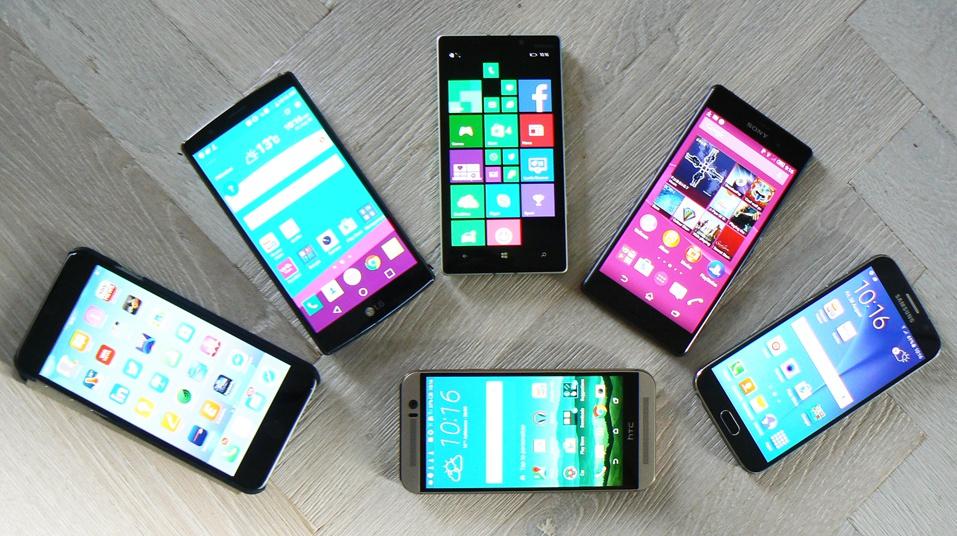 Comparatif Nexus 6P VS les autres haut de gamme