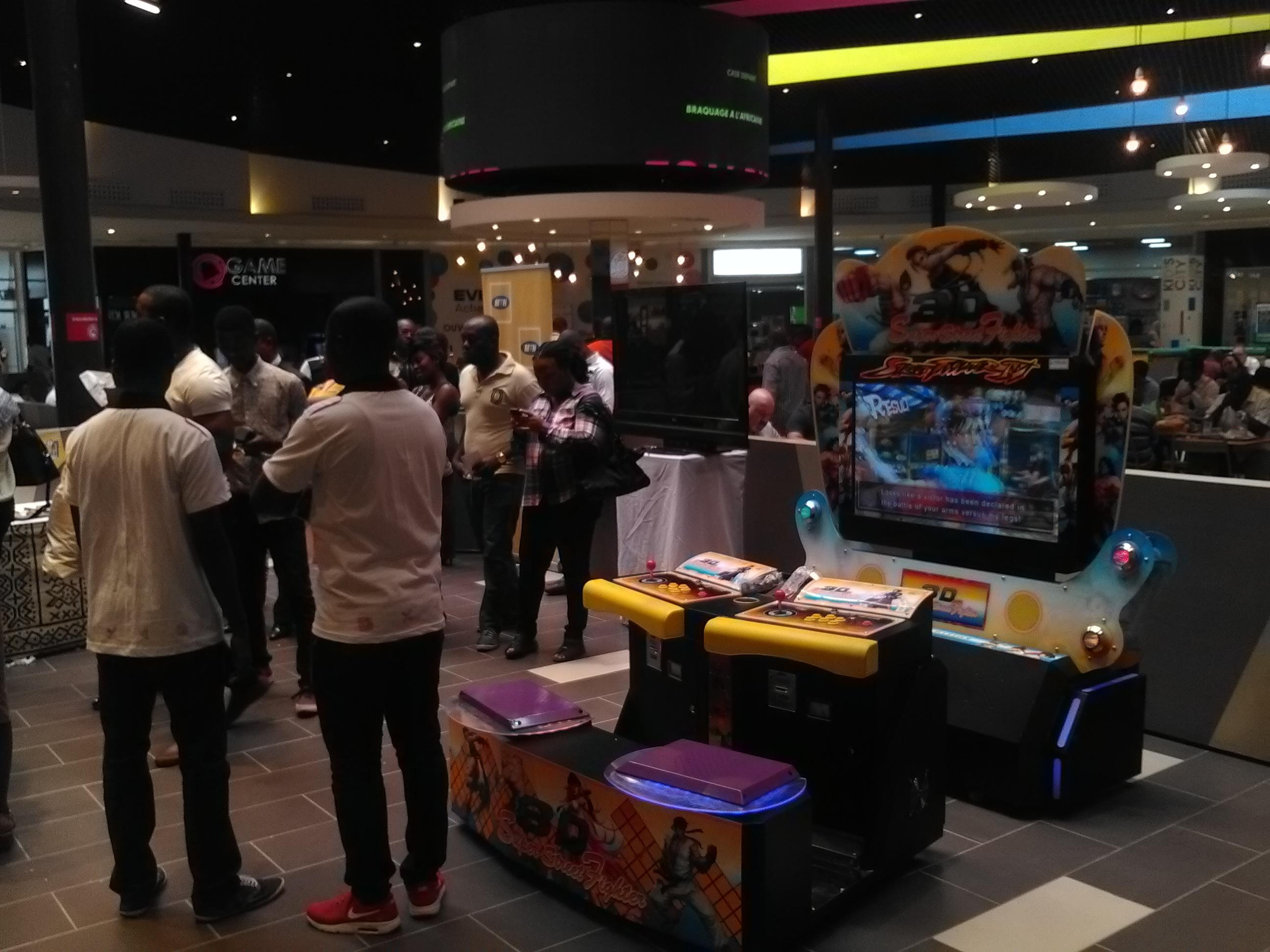 PlaYce Game Center