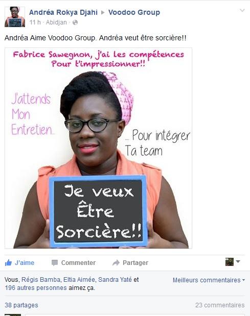 Emploi facebook