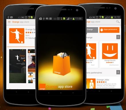 Orange App Store