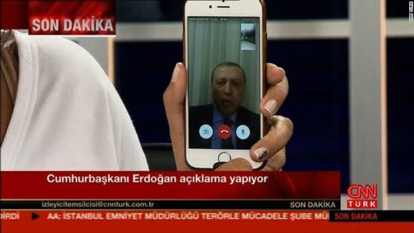 Turquie facetime