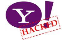Yahoo hacké