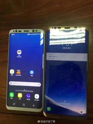 Galaxy S8 et Galaxy S8 Plus