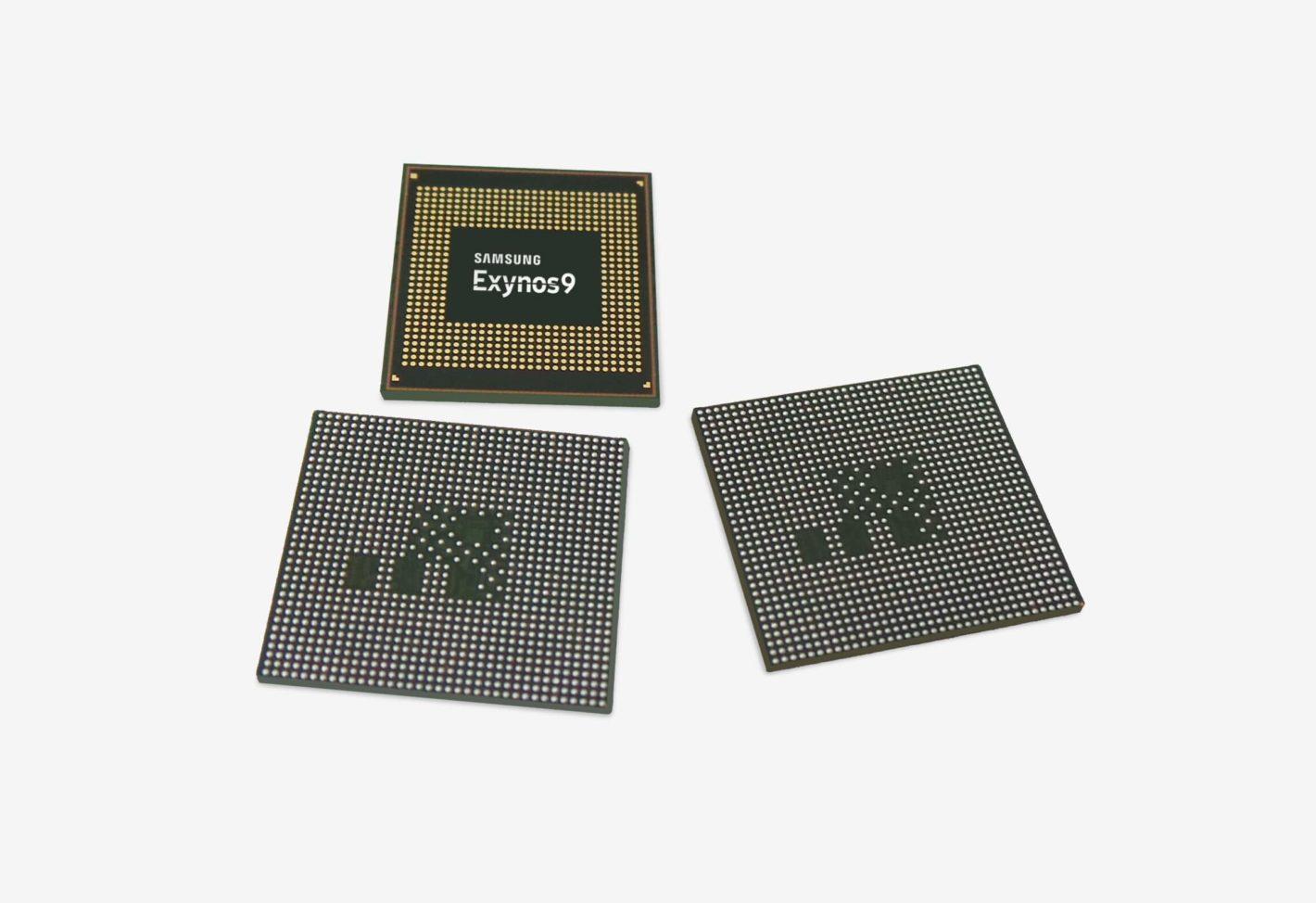 Galaxy S9 Exynos 9810