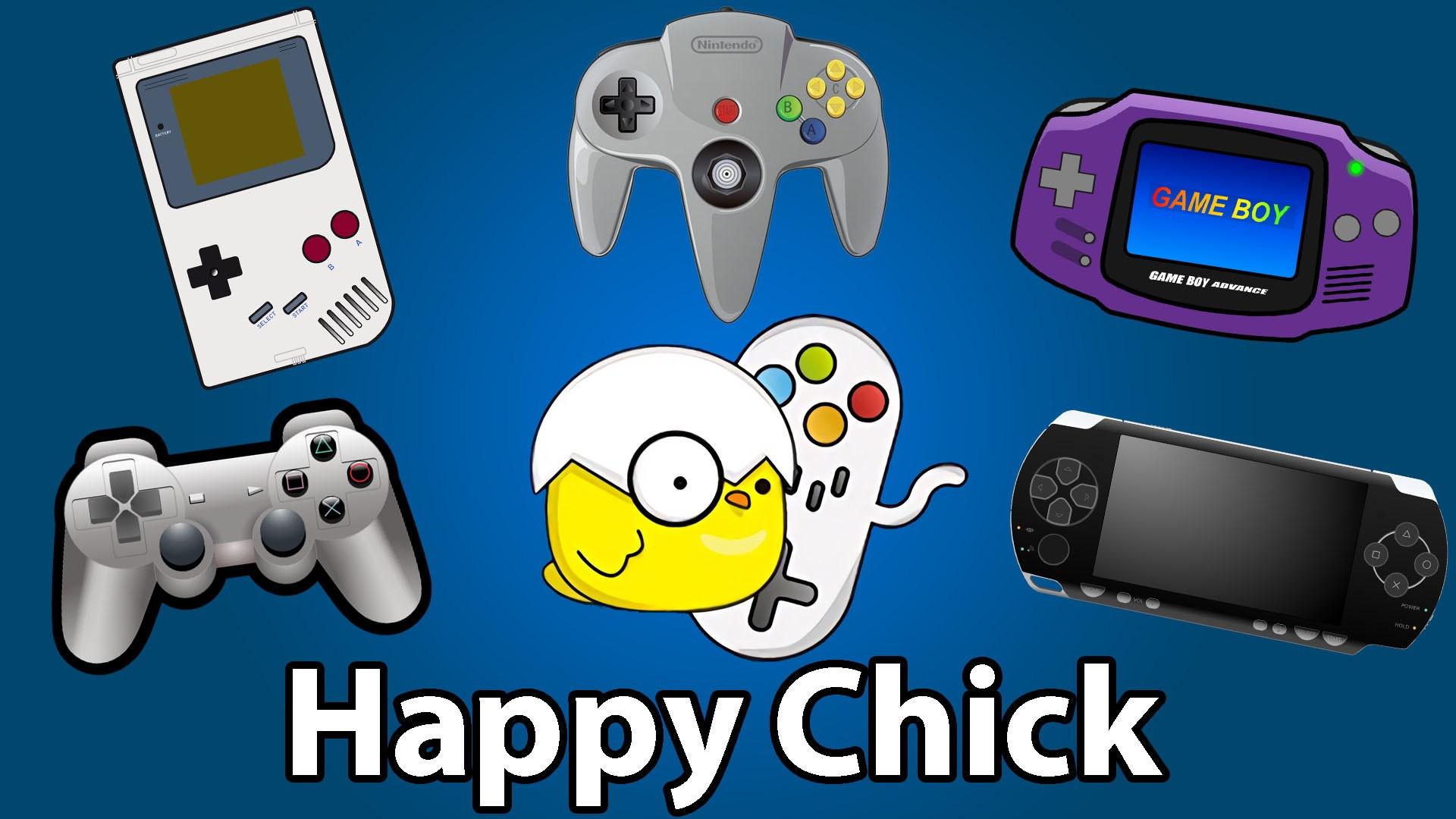 Happy Chick