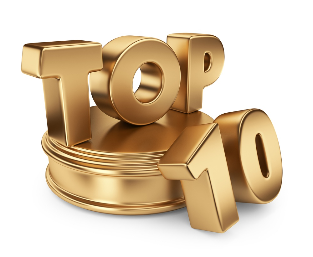 top-10 Titres