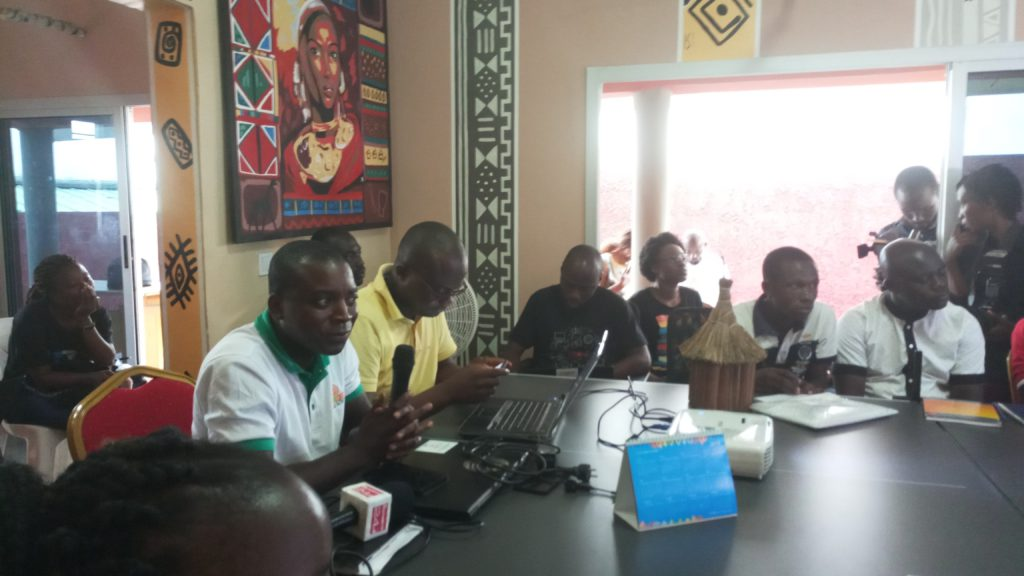 Lancement CivAgriHack 2018