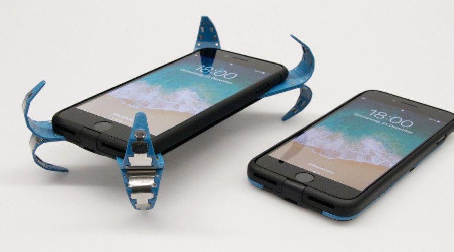Smartphone airbag