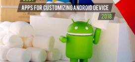 Top5 des applications pour personnaliser votre mobile Android