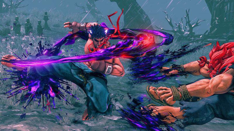 Street Fighter V : Arcade Edition - Kage