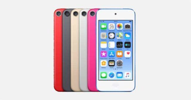 iPod 2019