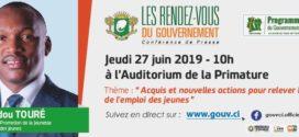 Emploi Côte d'Ivoire: Le Ministre Touré Mamadourépondaux polémiques sur le taux dechômage