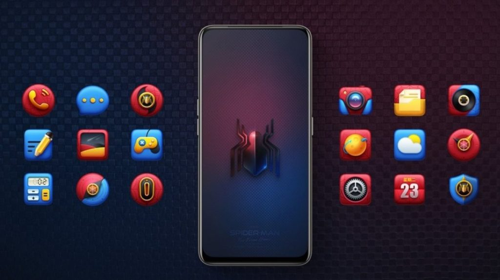 Realme X Spiderman Edition