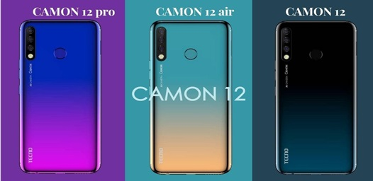Camon 12