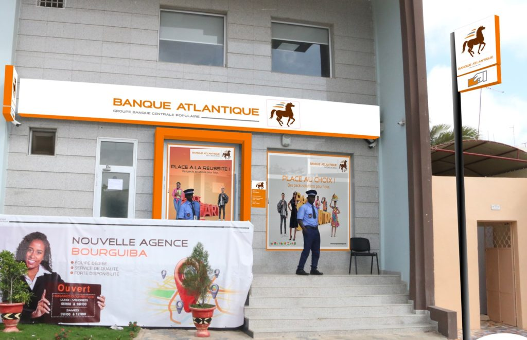 Banque Atlantique - Atlantique Mobile