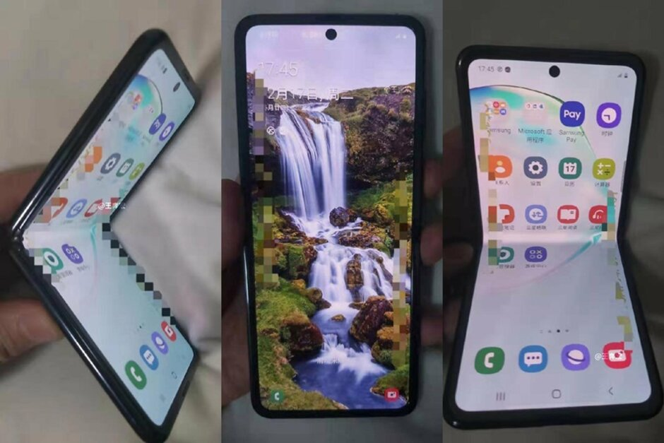 Phonerol-Leak-Samsungs-foldable-Smartphone