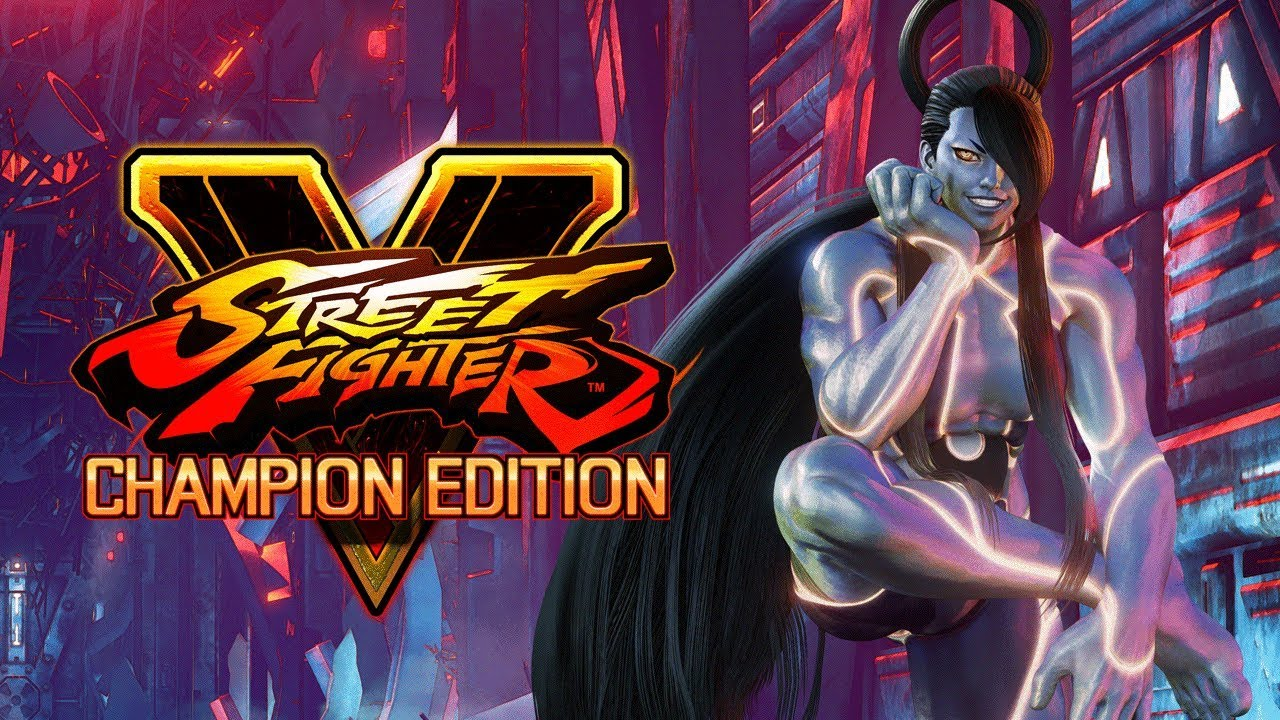 Phonerol - Street Fighter V Champion Edition
