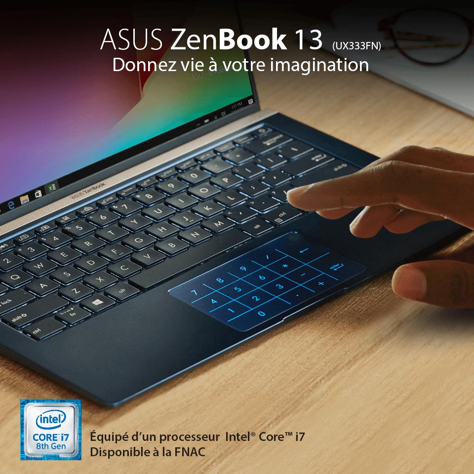 Asus ZenBook UX333
