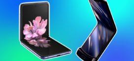 Samsung Galaxy Z Flip 2 : Des haut parleurs stéréo sur le mobile