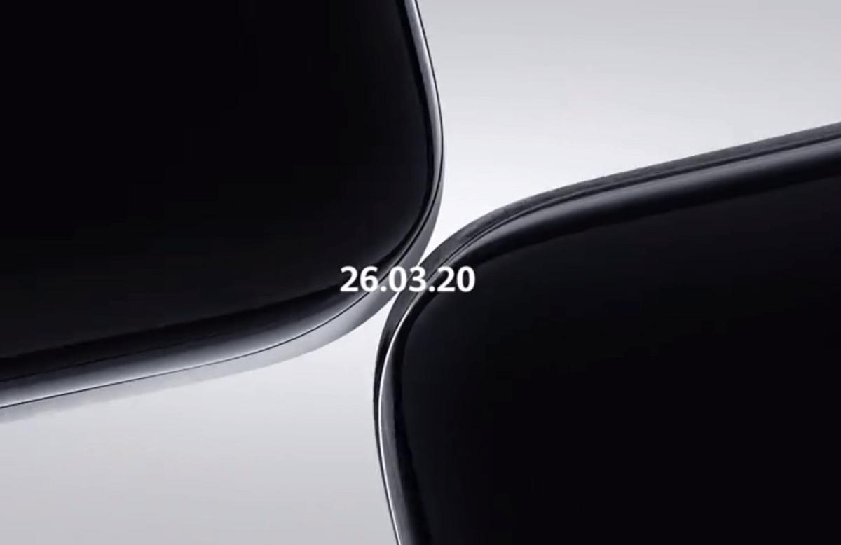 Teaser du Huawei P40
