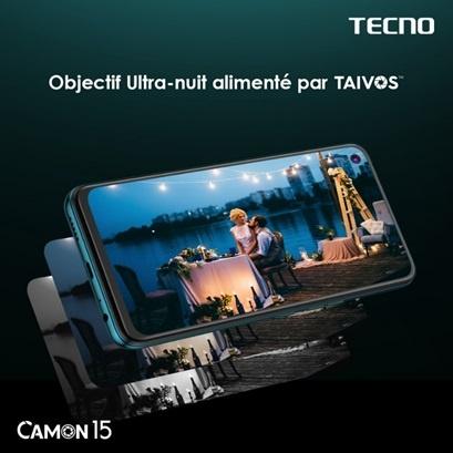 Camon 15 Premier