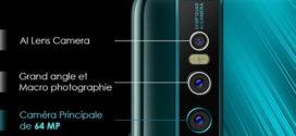 Tecno Camon 15 Premier : Fiche technique, caractéristiques et prix