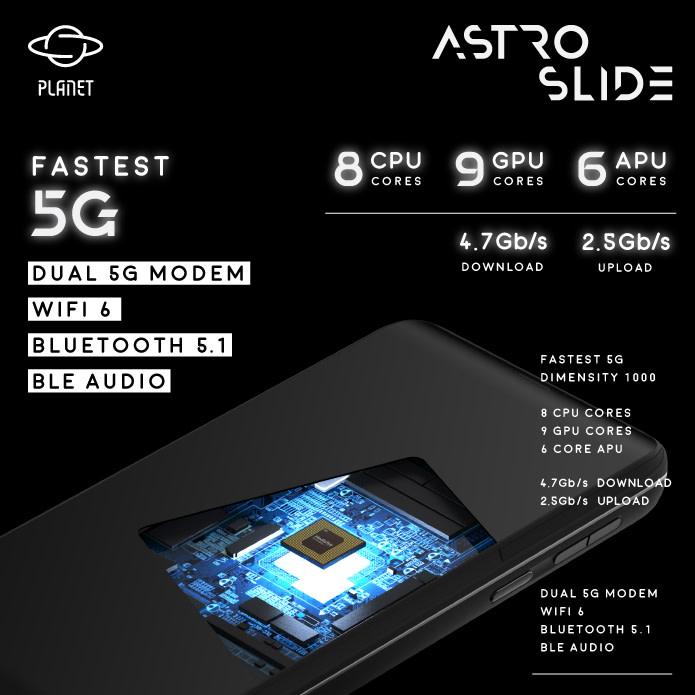 Astro Slide 5G Transformer