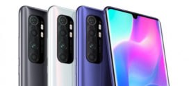LesRedmiNote 9 et Mi Note 10Lite, les nouveaux mobiles deXiaomi
