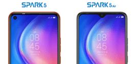 TECNO MOBILE: Comparatif Tecno Spark 5 & Spark 5 Air
