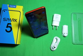 Tecno Spark 5 : #Unboxing et nos premières impressions