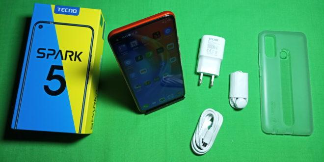 Tecno Spark 5 : Le test complet du mobile de Tecno Mobile