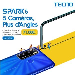 Tecno Spark 5