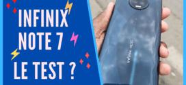Infinix Note 7 – Faut-il sauter sur le mobile à ce prix là ?