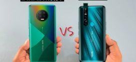 Comparatif Tecno Camon 15 Premier 5 & Infinix Note 7