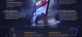 Mediatek dévoile deux nouveaux SoC pour mobile de moins de 100 $ les Helio G35 et G25