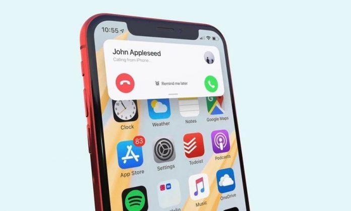 iOS 14 Appel
