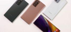 Samsung Galaxy Note 20 : 8 Go de RAM, 4300 mAh de batterie, les spécifications techniques