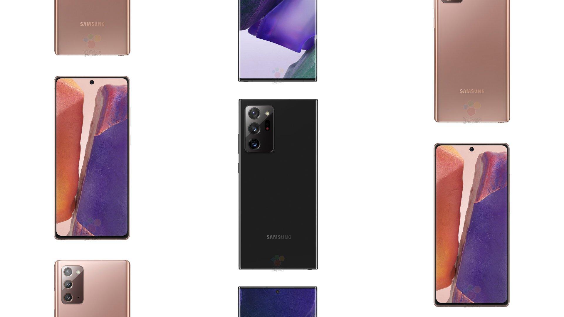 Samsung Galaxy Note 20 4