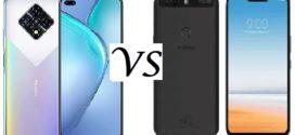 Comparatif : Infinix Zero 8 VS Infinix Zero 6 Pro