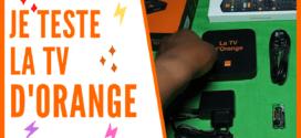 La TV d'Orange : Je découvre l'offre télé d'Orange