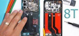 OnePlus 8T : démontage du nouveau smartphone de OnePlus